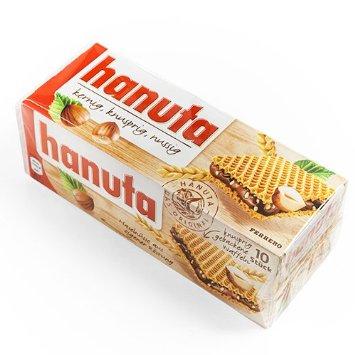 Hanuta Chocolate Wafers