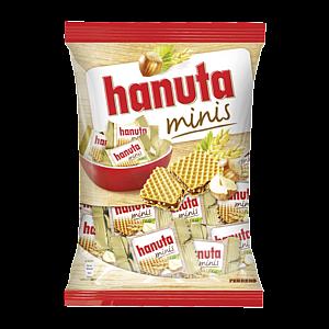 Hanuta Mini Chocolate Wafers