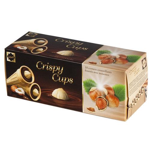 Eichetti Hazelnut Crispy Cups