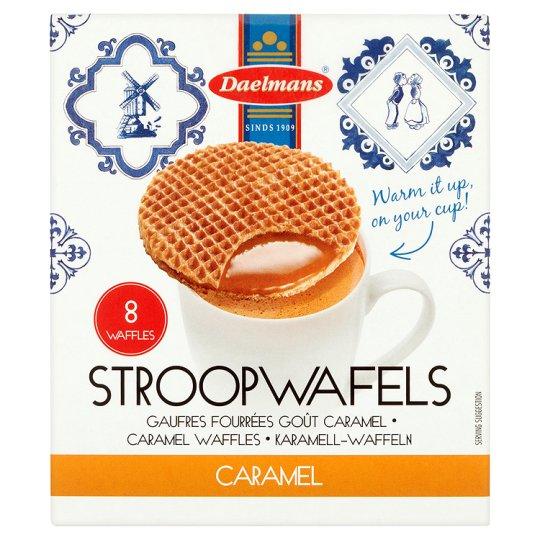 Daelmans Caramel Stroopwafels