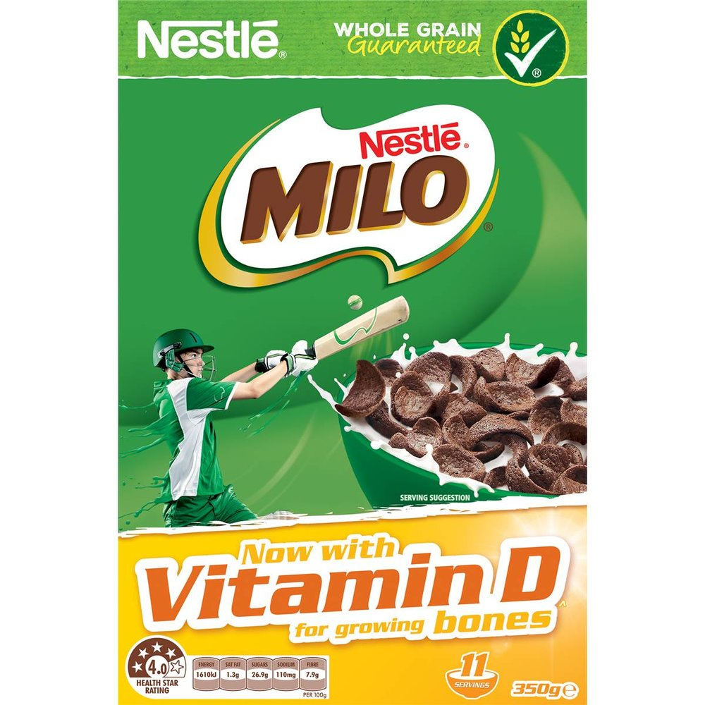Nestle Milo Cereal