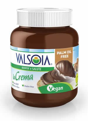Valsoia Chocolate Hazelnut Spread