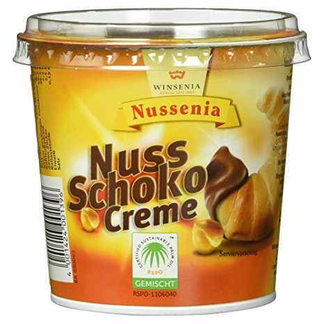 Nussenia Chocolate Hazelnut Cream Spread