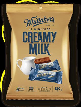 Whittakers Mini Slabs