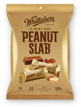 Whittakers Mini Slabs