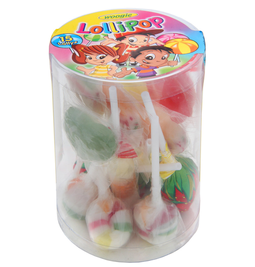 Woogie Lollipop Bucket