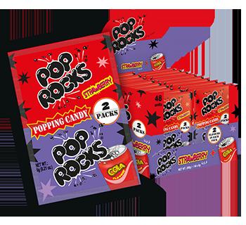 Pop Rocks Popping Candy