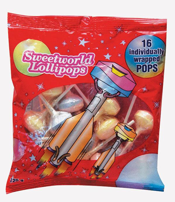 Sweetworld Lollipops