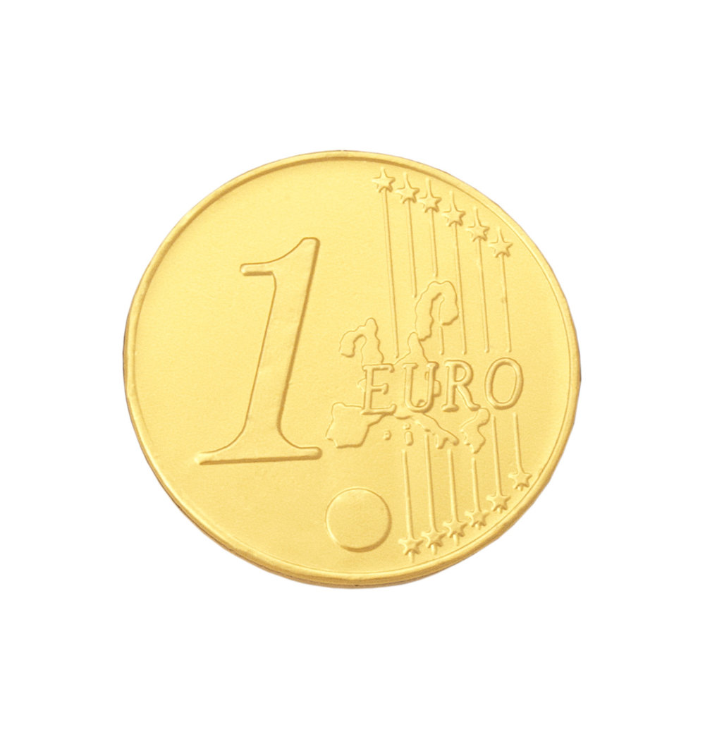 Big Milk Chocolate Coin