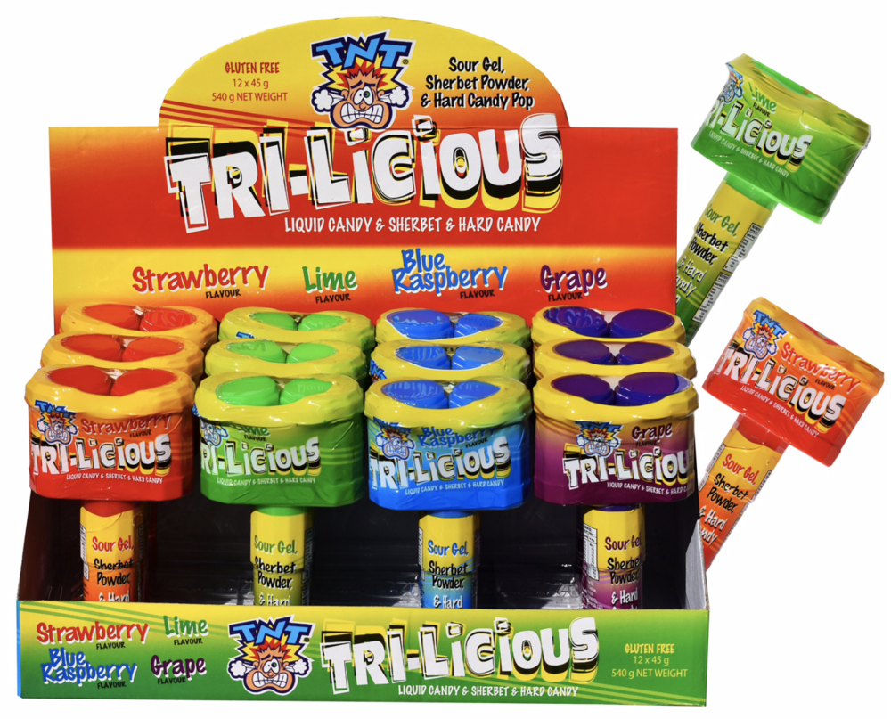 TNT Tri-licious