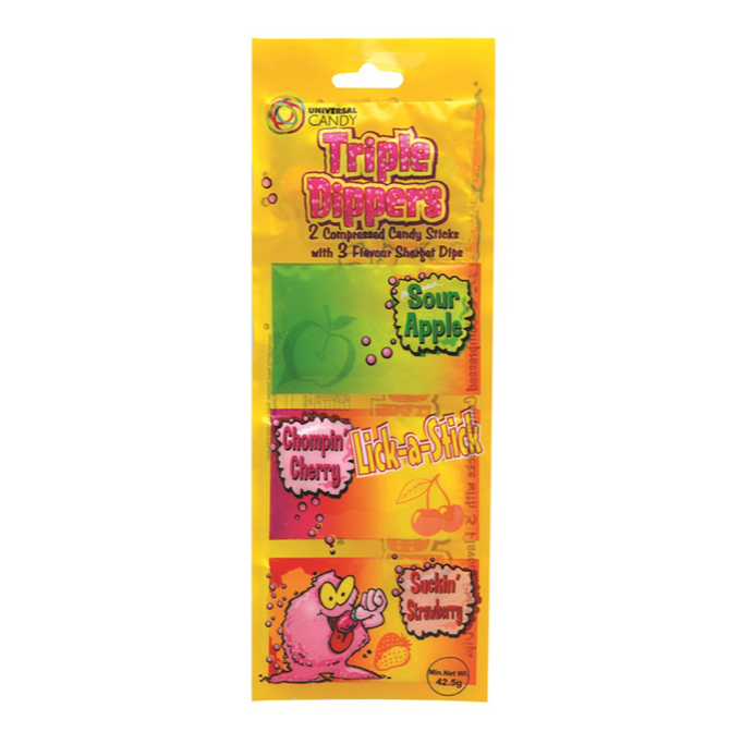Universal Candy Triple Dippers