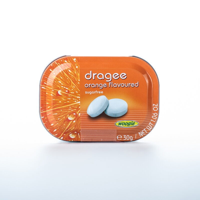 Woogie Sugarfree Dragees