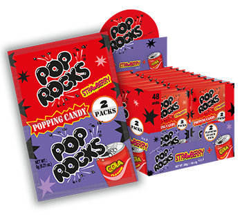 Pop Rocks Popping Candy