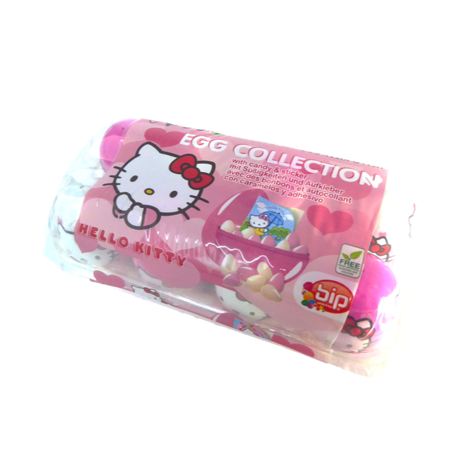 Bip Hello Kitty Egg Collection