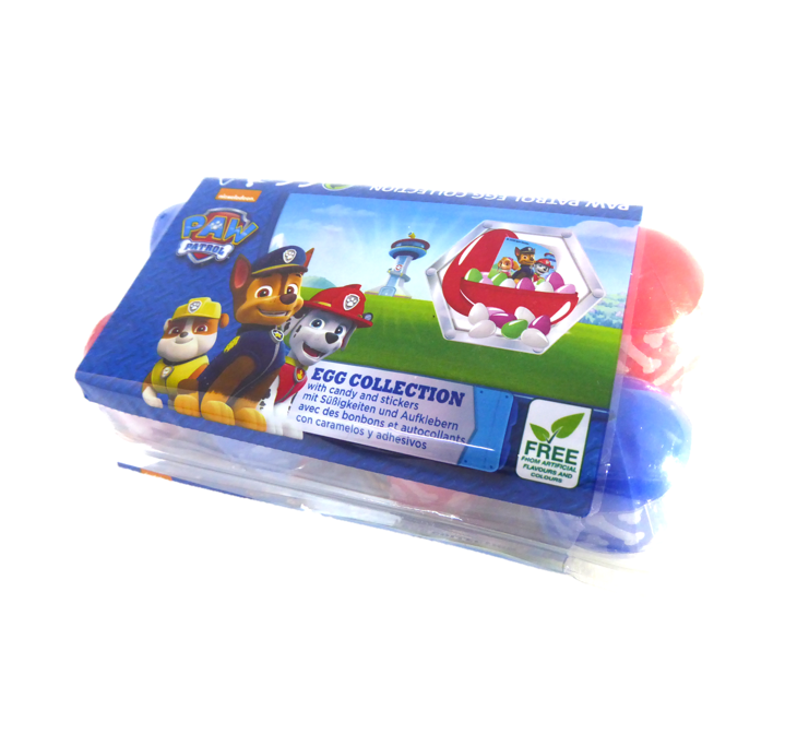 Bip Paw Patrol Egg Collection