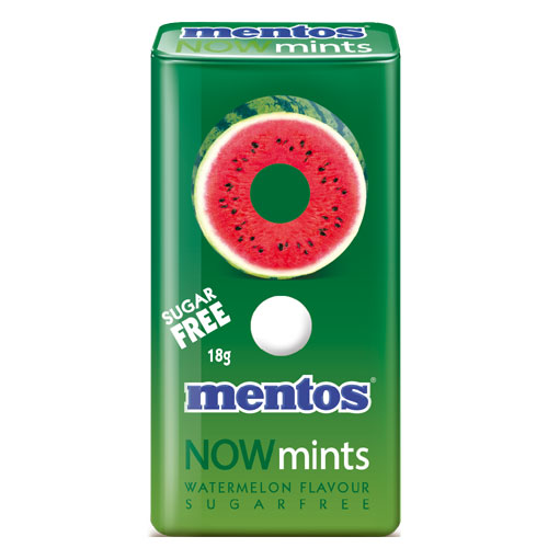 Mentos Sugarfree NOW Mints