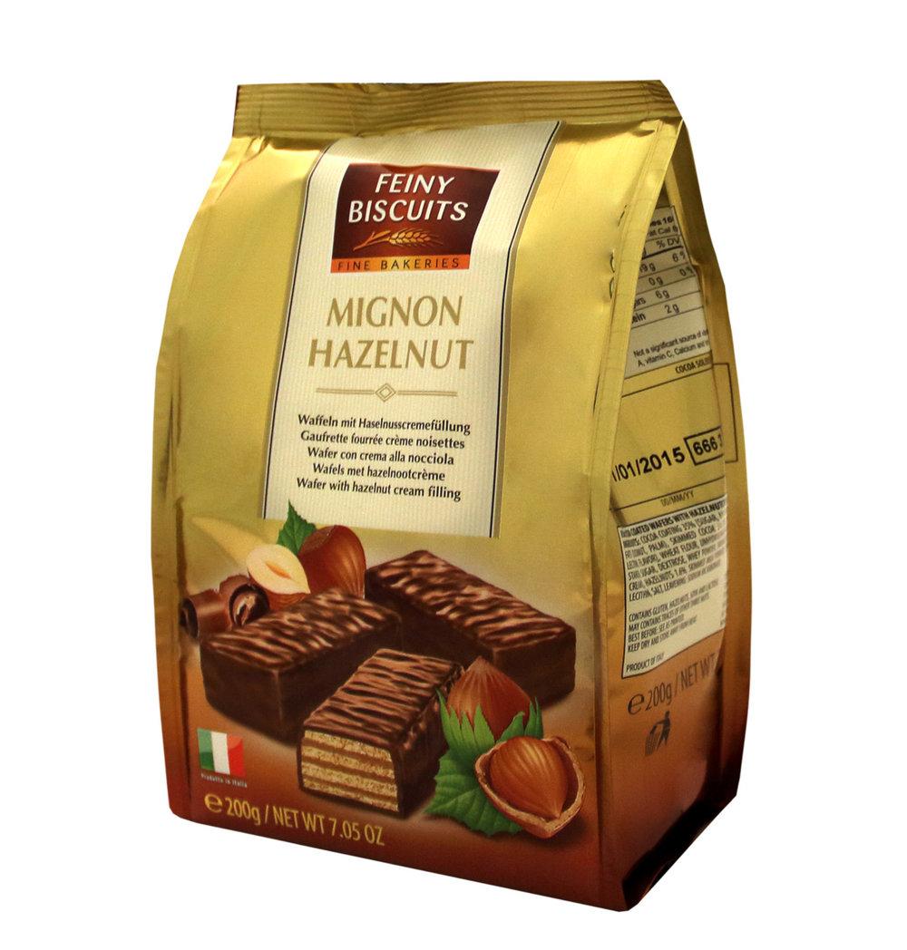 Feiny Biscuits Mignon Hazelnut