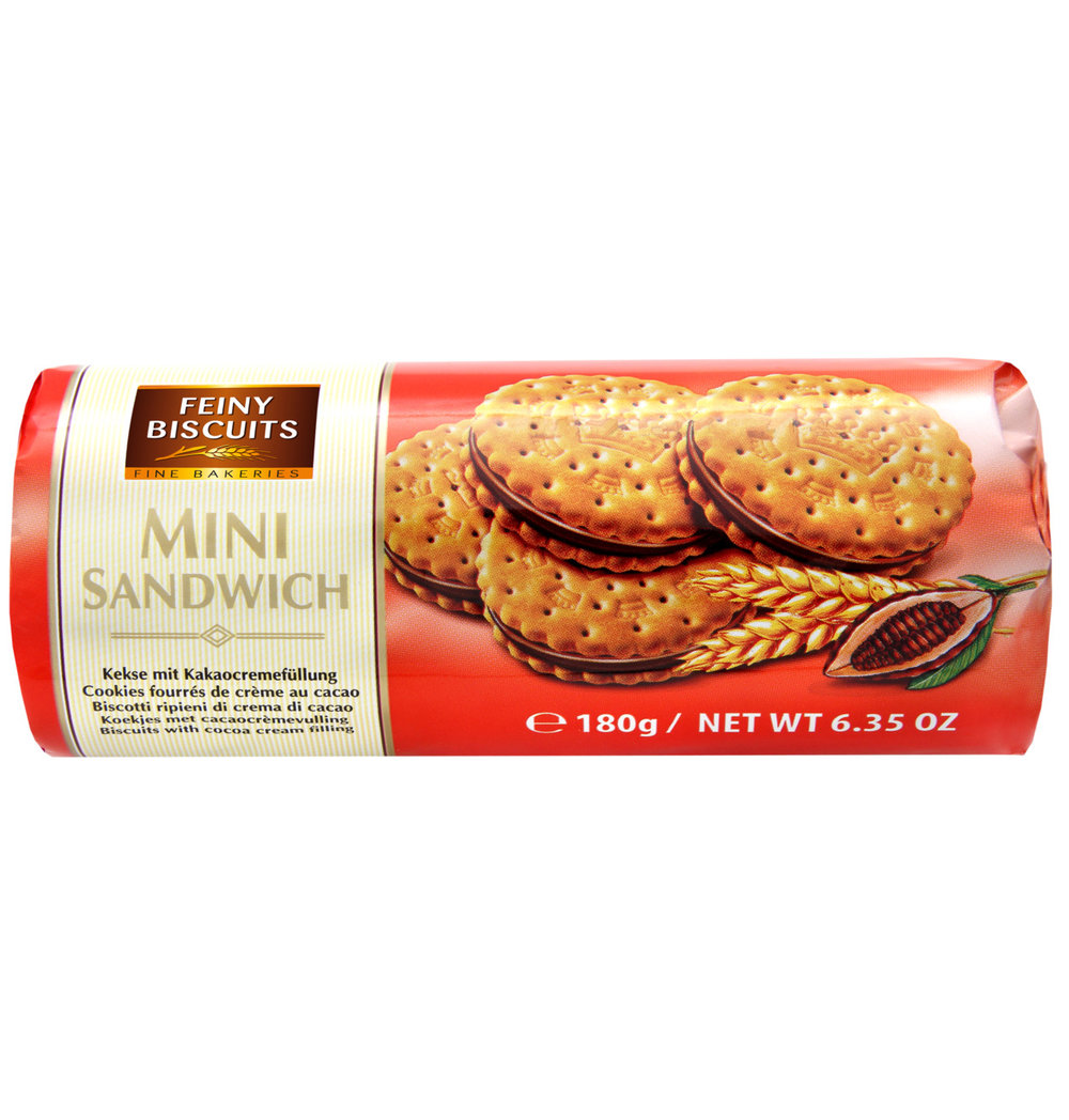 Feiny Biscuits Hazelnut Biscuits