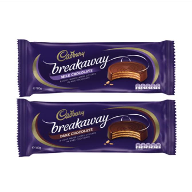 Cadburt Breakaway