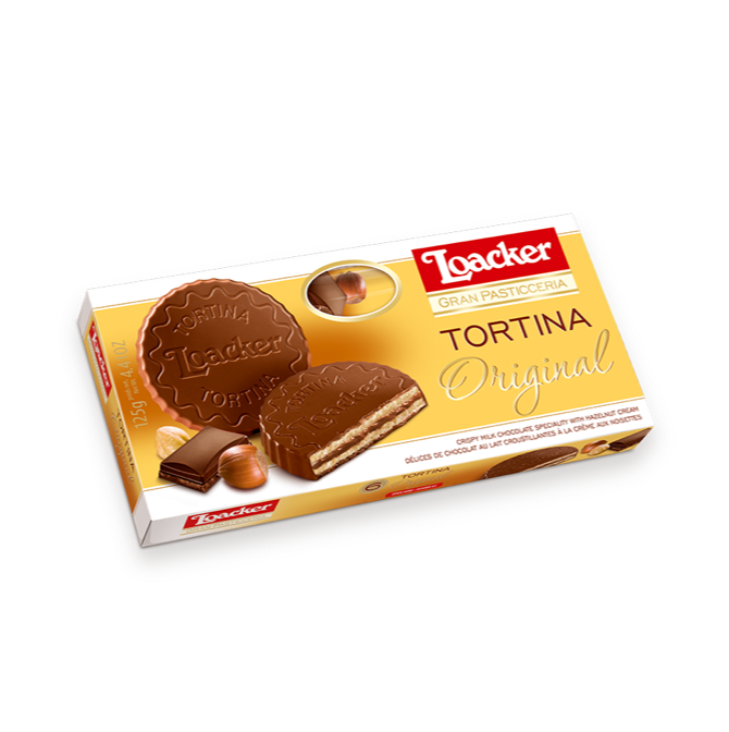 Loacker Original Tortina