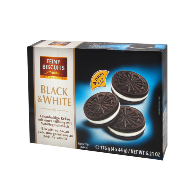 Feiny Biscuits Black & White