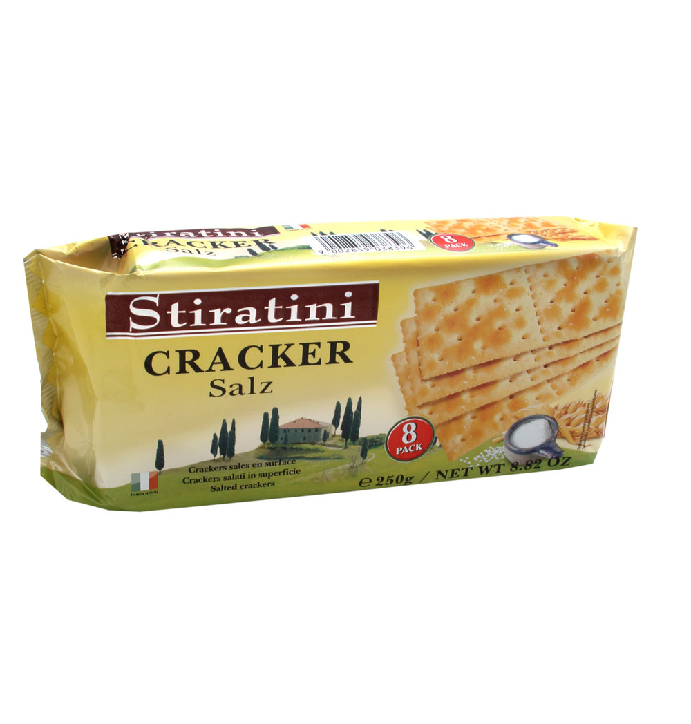 Stiratini Salted Crackers