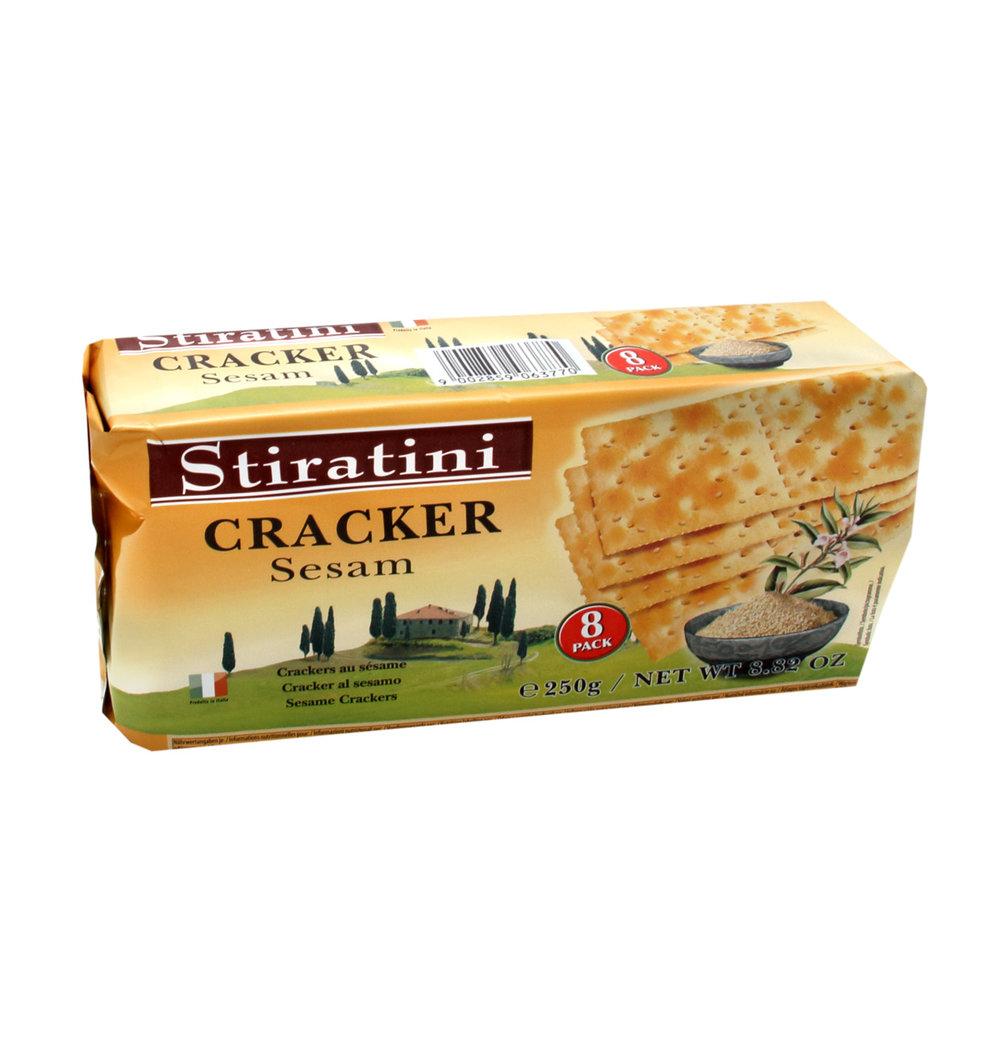 Stiratini Sesame Crackers