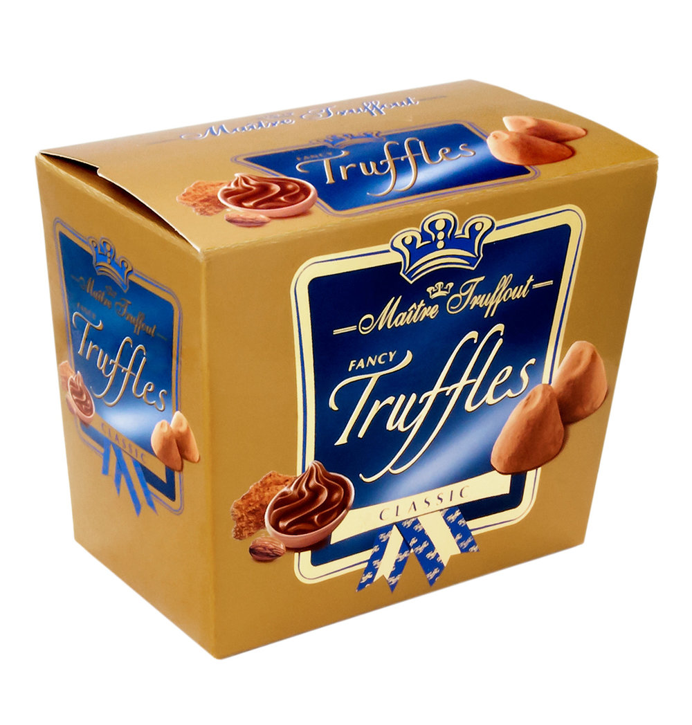 Maitre Truffout Classic Truffles