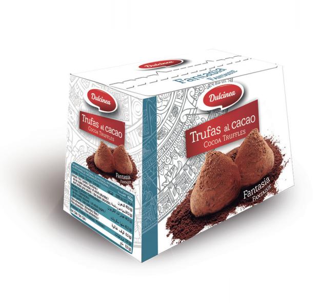 Dulcinea Cocoa Truffles