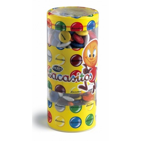 Lacasitos Chocolate Tin