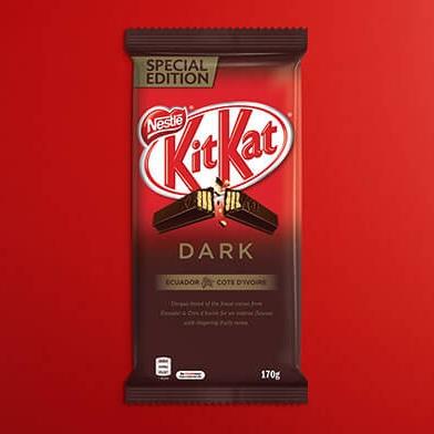 Nestlé Kit Kat Dark
