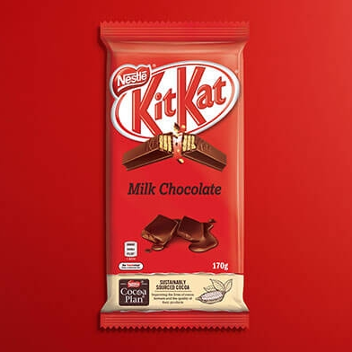 Nestlé Kit Kat Milk Chocolate