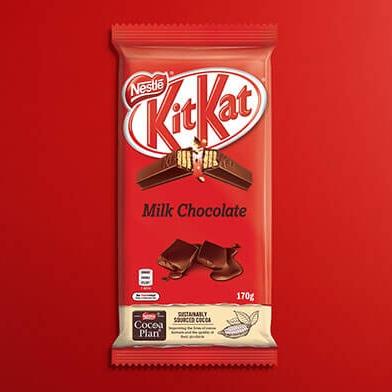 Nestlé Kit Kat Milk Chocolate