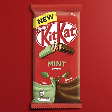 Nestlé Kit Kat 2 Ways - Mint