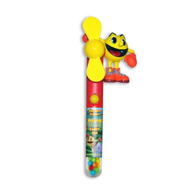 Pac-Man Character Fan