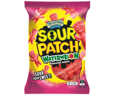 TNCC Sour Patch Watermelon Flavoured Sweets