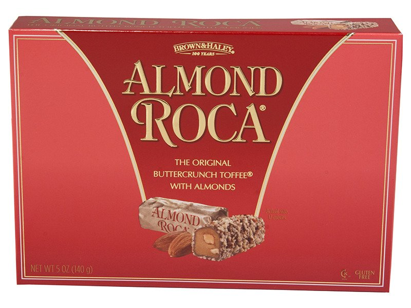 Brown & Haley Almond Roca