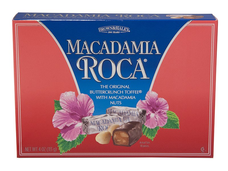 Brown & Haley Macadamia Roca