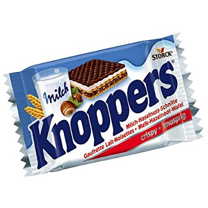 Knoppers wafer