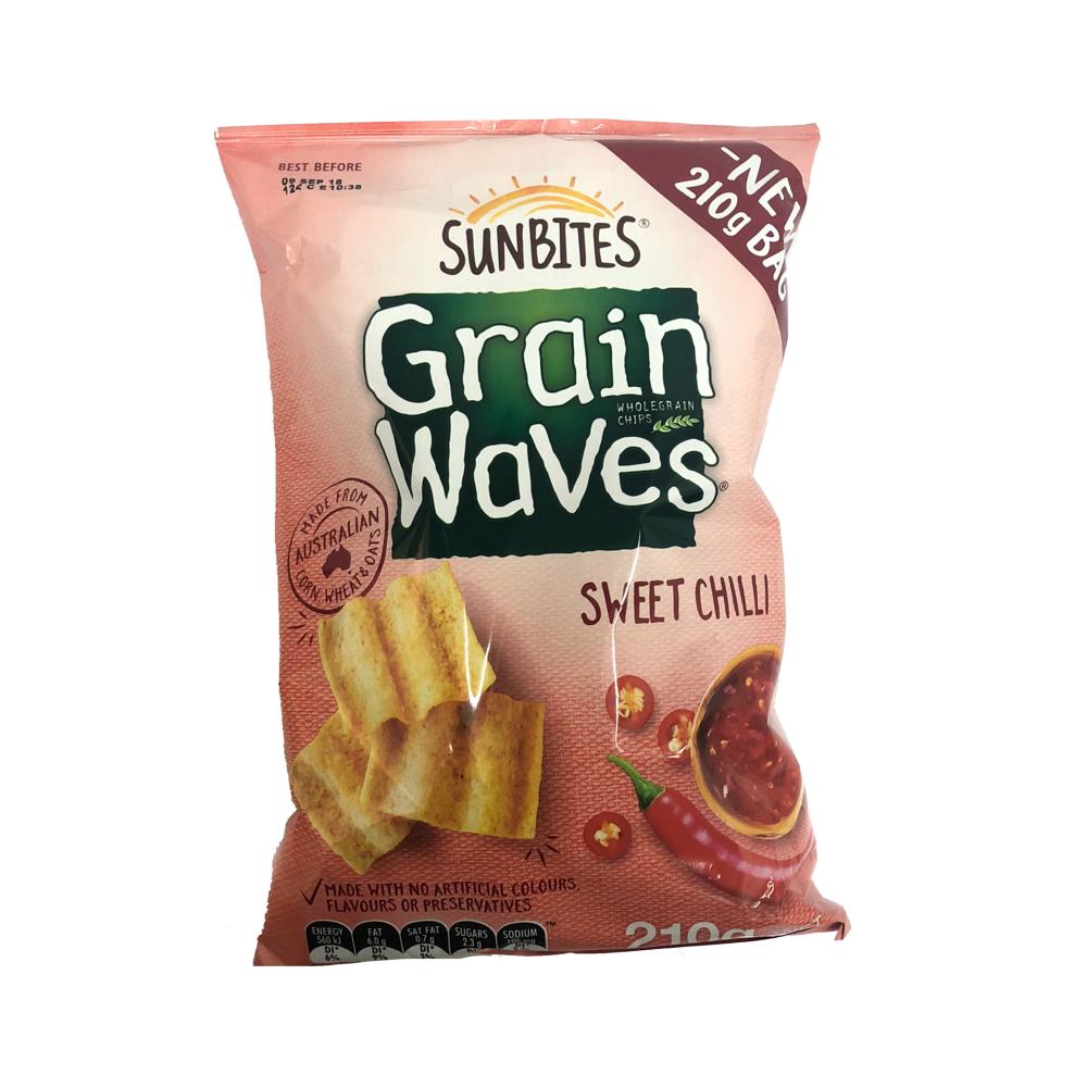 SunBites Grain Waves Wholegrain Chips