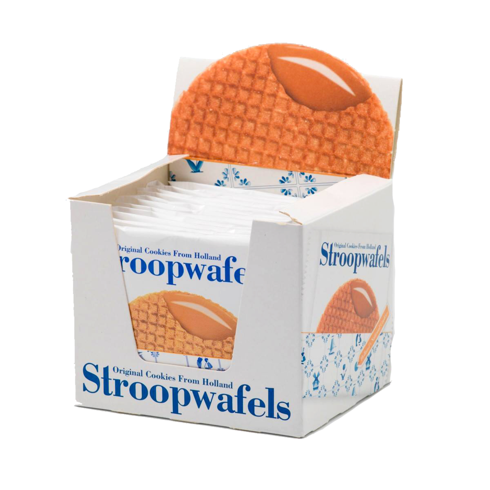 Original Stroopwafels by Max & Alex Cookies