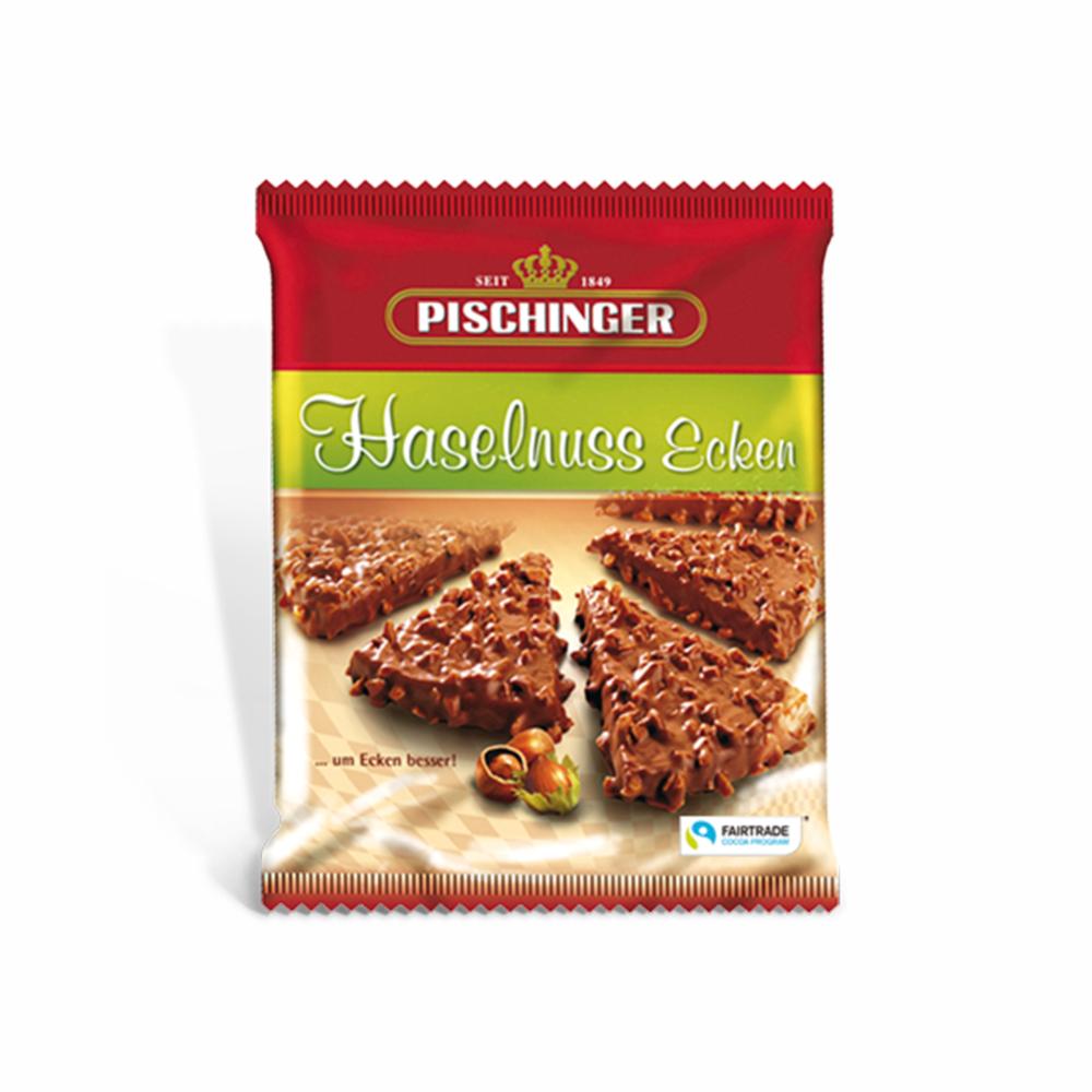 Pischinger Milk Chocolate Hazelnut Wafer