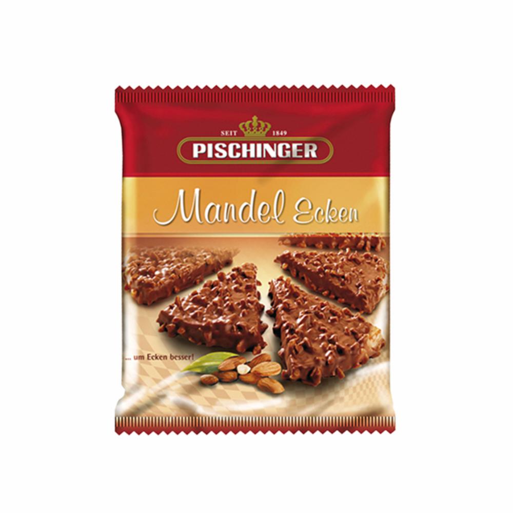 Pischinger Milk Chocolate Almond Wafer