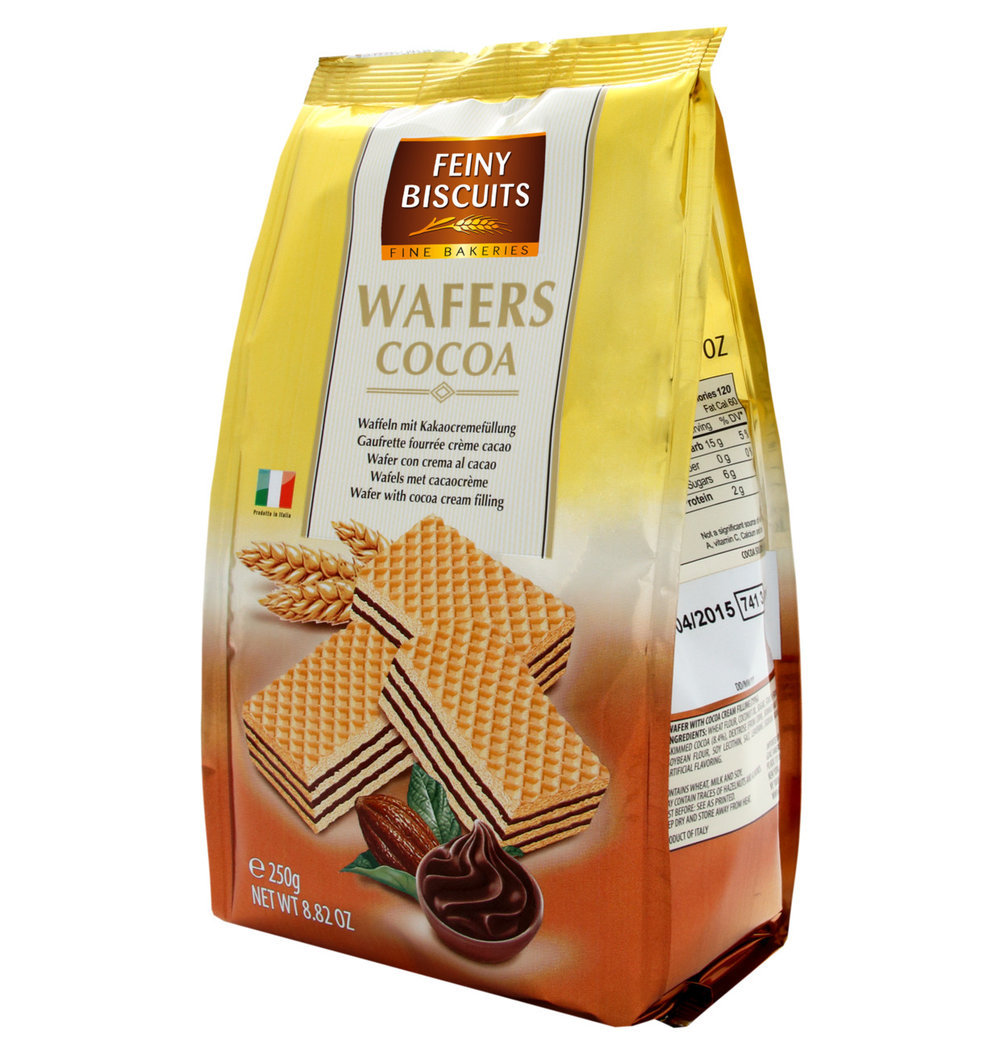 Feiny Biscuits Cocoa Wafers