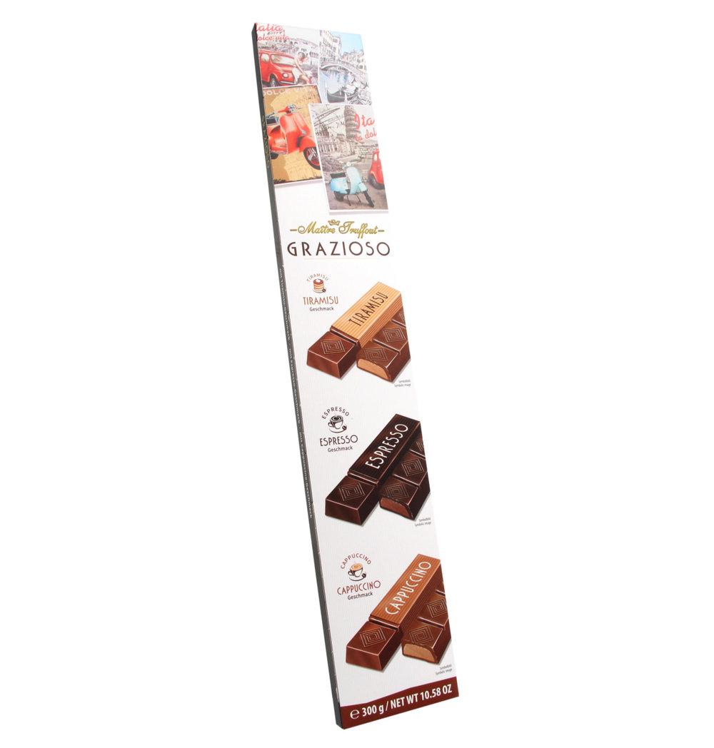 Maitre Truffout Grazioso 3 pack