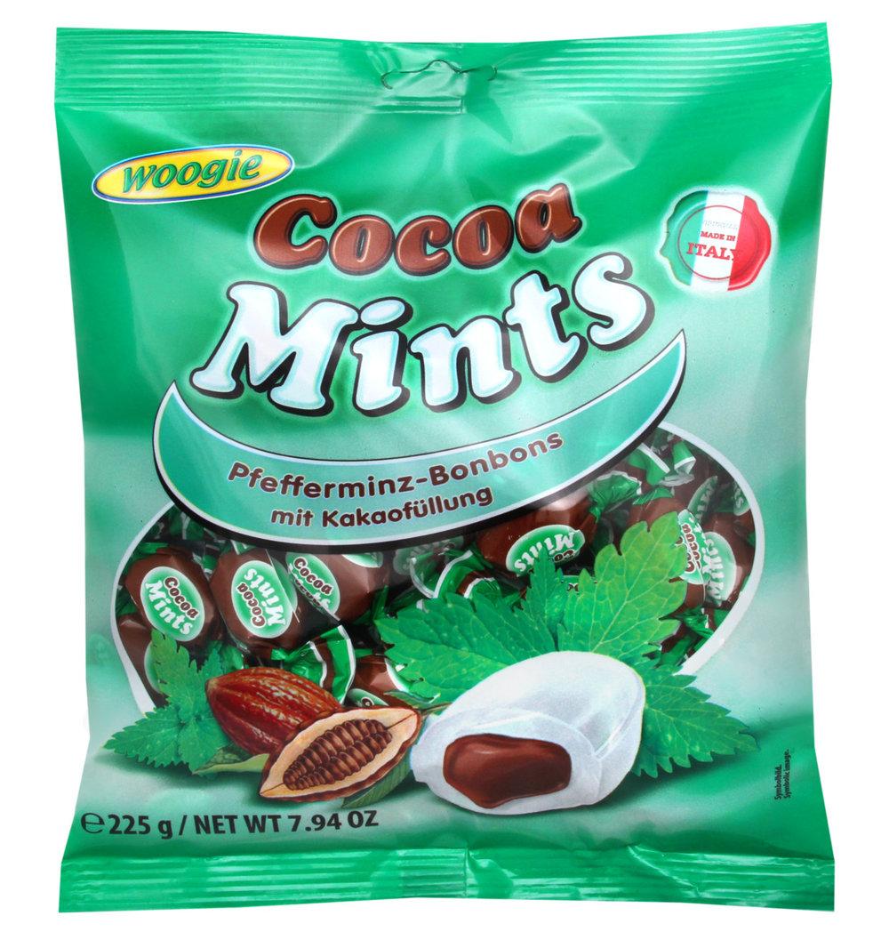 Woogie Cocoa Mints