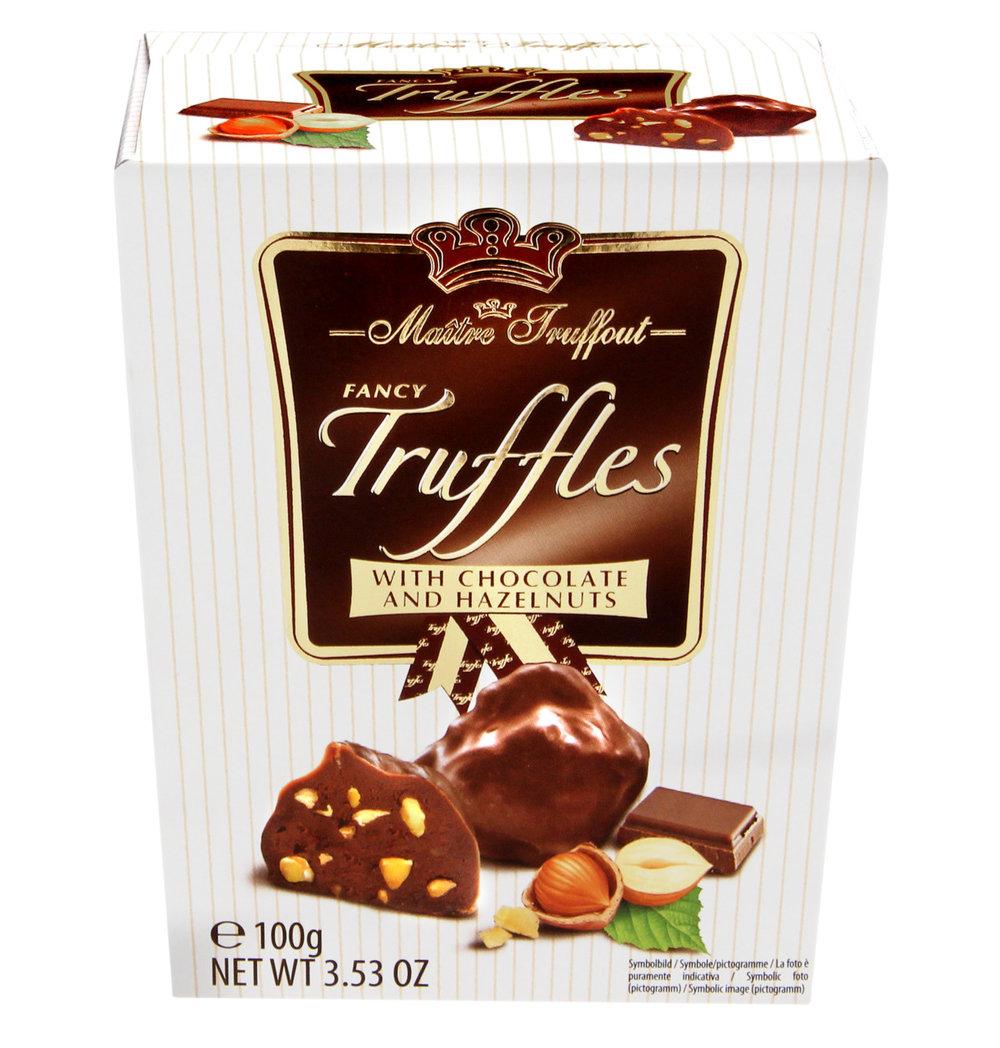 Maitre Truffout Fancy Truffles
