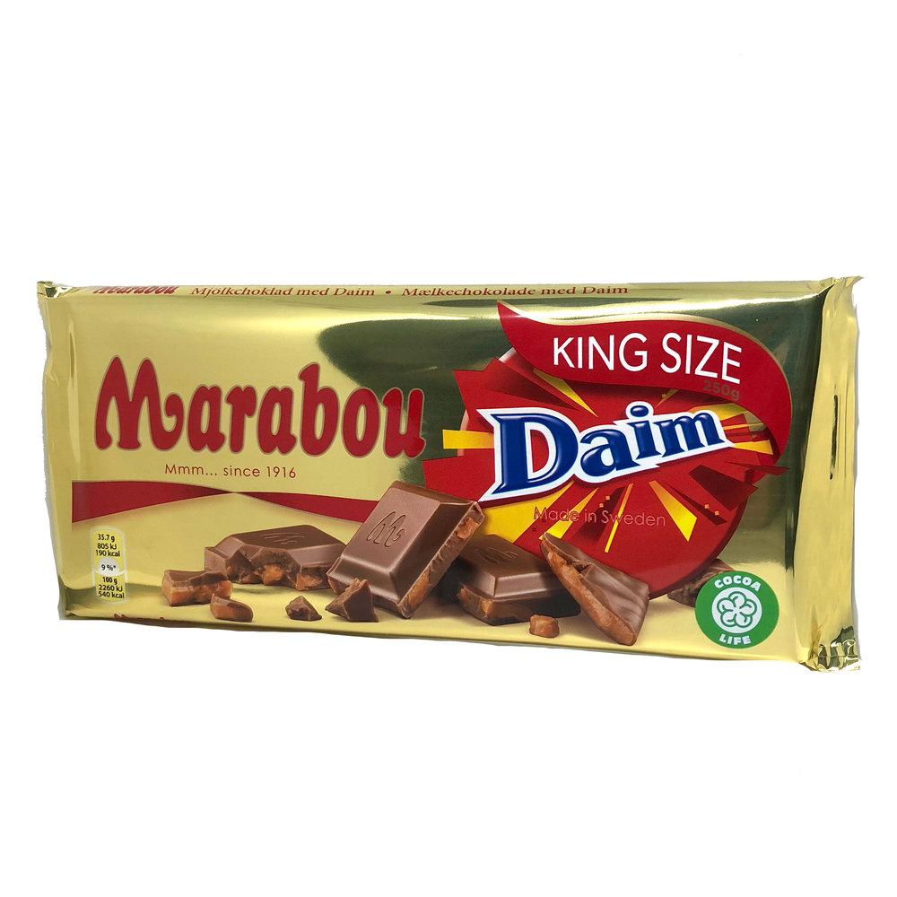 Marabou King Size Chocolate Bar