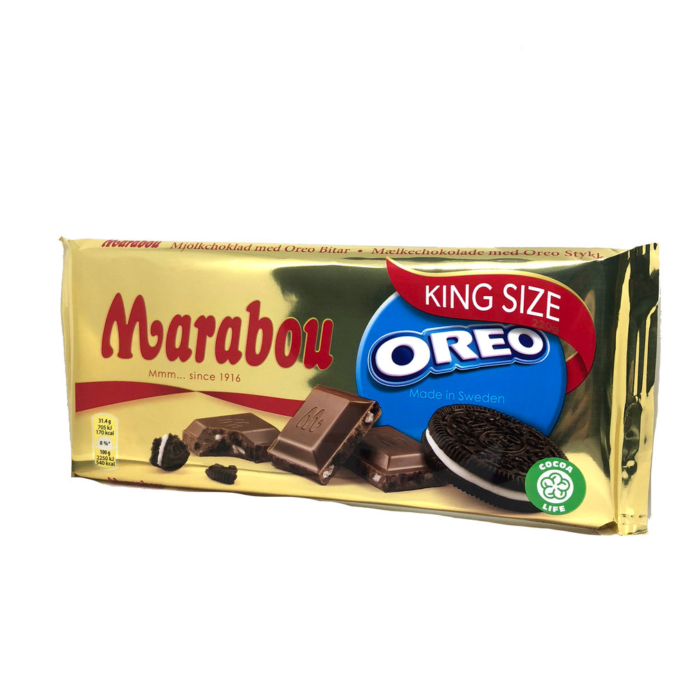Marabou King Size Chocolate Bar