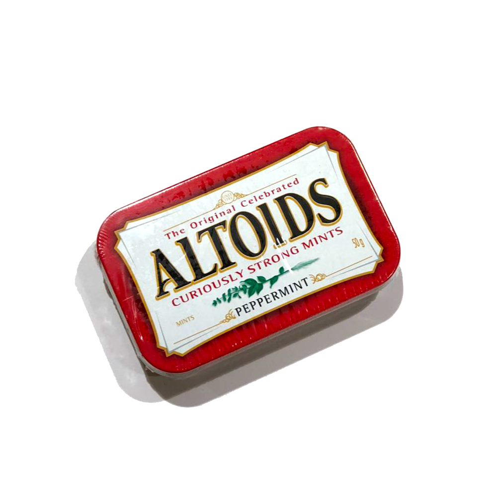Altoids Strong Mints